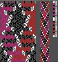 Основные узлы для плетения.