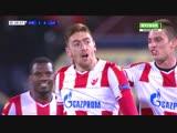 «Црвена Звезда» – «Ливерпуль» 2:0. Милан Павков