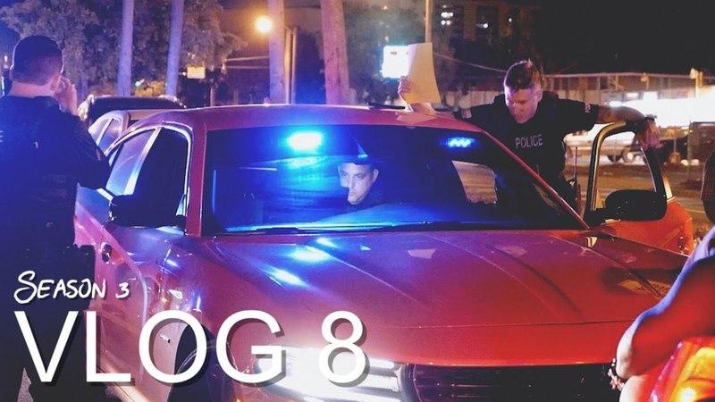 Miami Police VLOG 8 (Season 3): Big Bust On Patrol (влог о реальных рабочих буднях офицера полиции США, Майами)