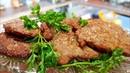 Печеночники из говяжьей печени