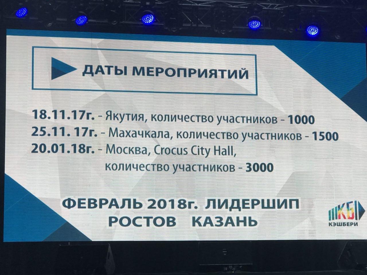 Лидершип Кэшбери