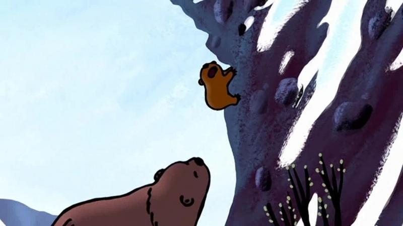 23.Непослушный медвежонок (Якутская сказка)