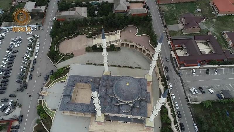 По воле Всевышнего Аллаха мы совершили рузбу в мечети имени дорогого ДЕДУШКИ - Абдулхамида в с. Центрарой.