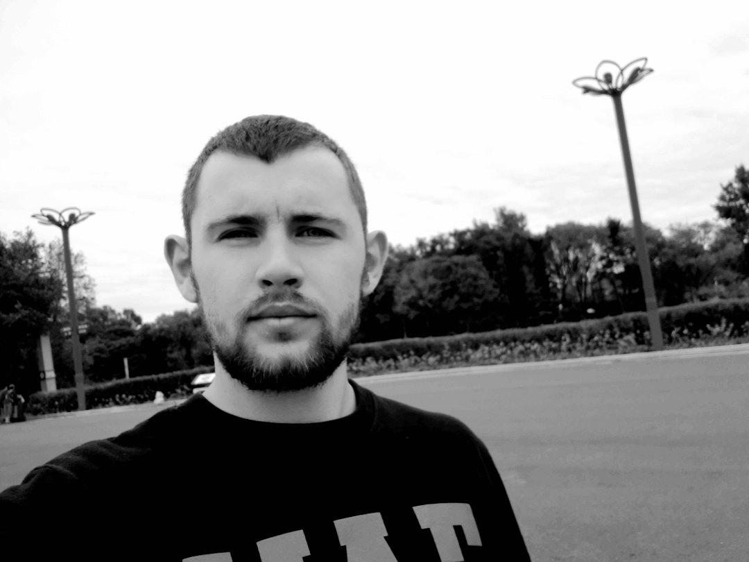 Игорь Цымбалюк, Благовещенск - фото №1