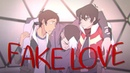 Voltron | My favorite OTP - Fake Love / I Need U❞
