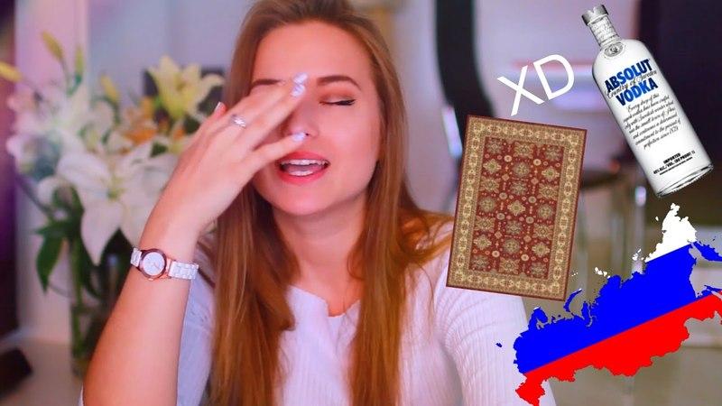 → LOS TÓPICOS MÁS FALSOS SOBRE RUSIA xD contados por una rusa