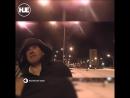 «Вы сами пьяные и обкуренные» в Новокузнецке пьяный в хлам на жигулях без документов устроил шоу для патрульных