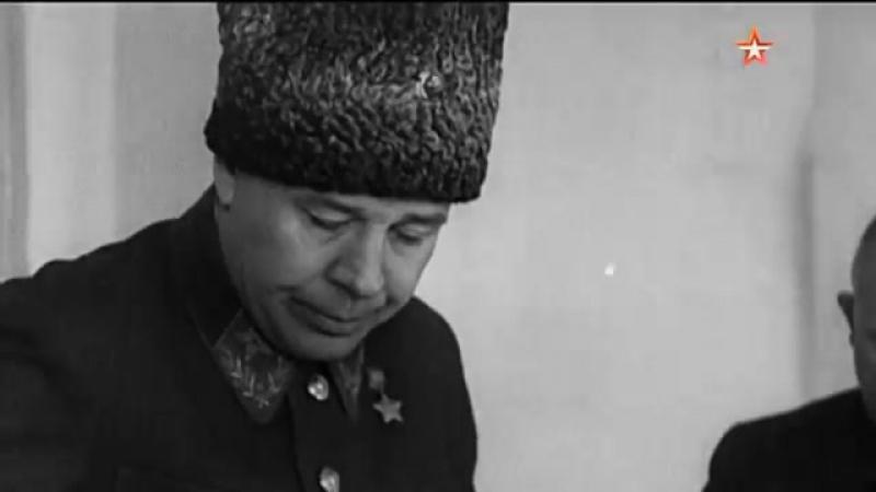 Маршалы Сталина. Иван Баграмян - Документальный Фильм