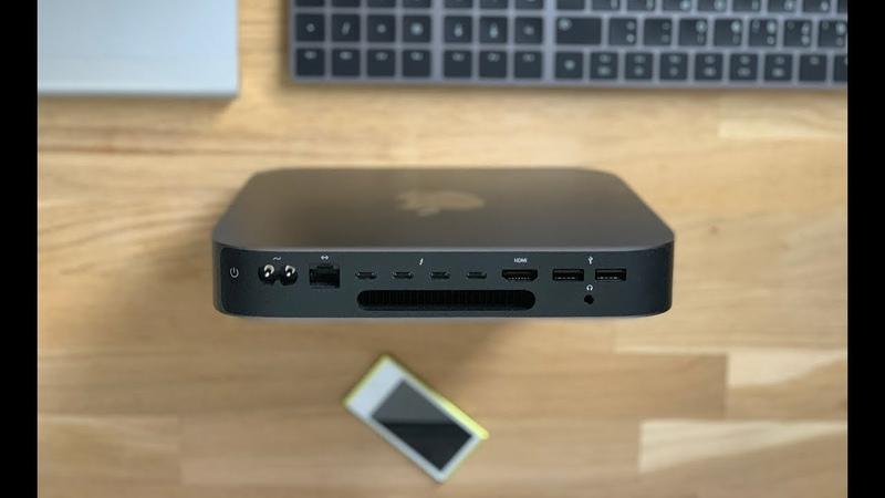 Самый маленький компьютер Apple снова крут. Обзор Mac mini (Late 2018) в топовой конфигурации