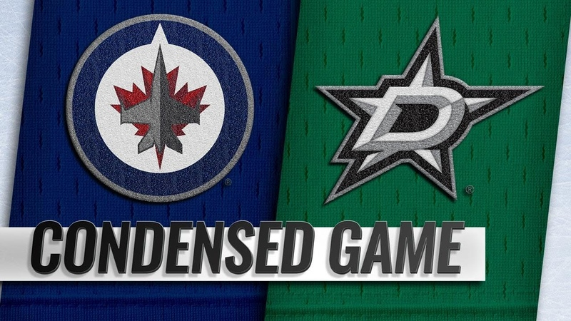 01 19 19 Condensed Game Jets @ Stars