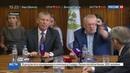 Новости на Россия 24 Жириновский нагрянул в Росгидромет с инспекцией