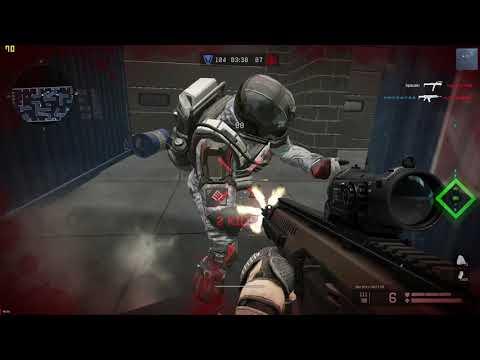 Warface-TDM HANGAR GUN-ARX160