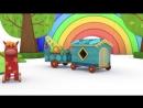 Деревяшки - Сборник развивающих мультиков для самых маленьких - Все серии с 1 по 6