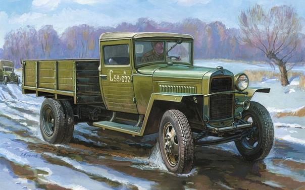 «Полуторка» (Ford AA)