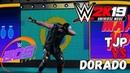 WWE 2K19 Universe Mode - 205 Live TJP vs Dorado (Русская озвучка) 6