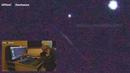 TELESCOPE 4K Cigar UFO Goes Fast Fast As Star Trek Near Star Denebola June 20 2019 11 45 p m