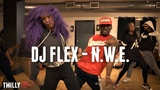 DJ Flex - N.W.E. - Choreography by Sayquon Keys and Amari Marshall - #TMillyTV