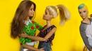 СКИППЕР ВЫРОСЛА И БУДЕТ ЖИТЬ У БАРБИ / играем в куклы