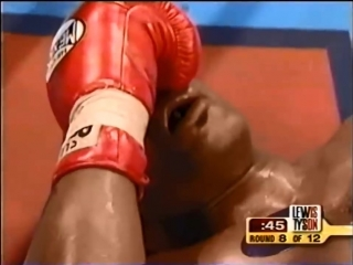 Lennox lewis top 10 knockouts (tribute)