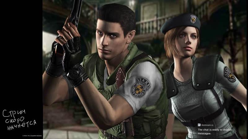 Zombie TV Resident Evil 1 Remaster