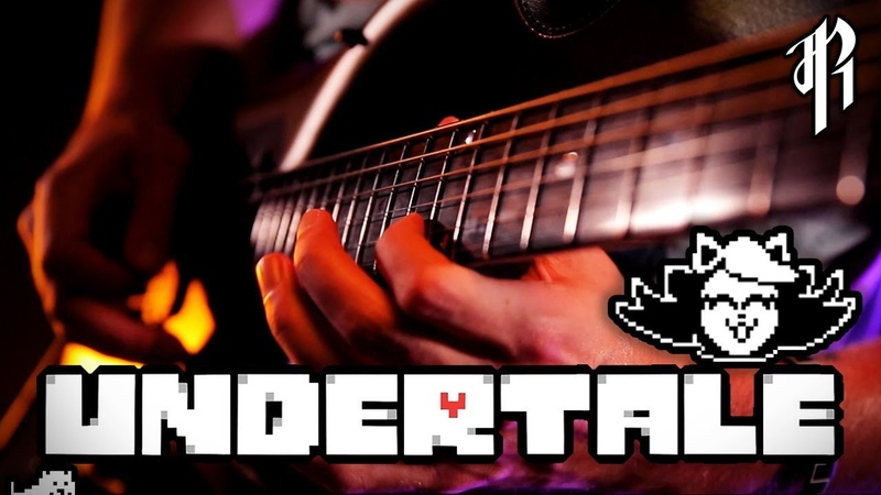 Undertale Mad Mew Mew Metal Cover RichaadEB