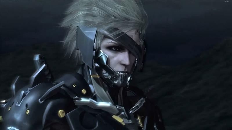 Metal Gear Rising Revengeance ФИНАЛ БОСС СИНАТОР