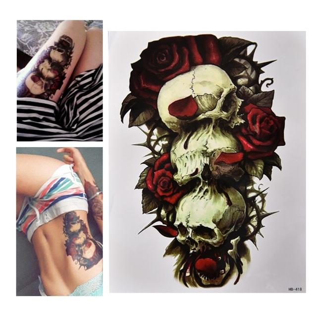 Временная татуировка 062