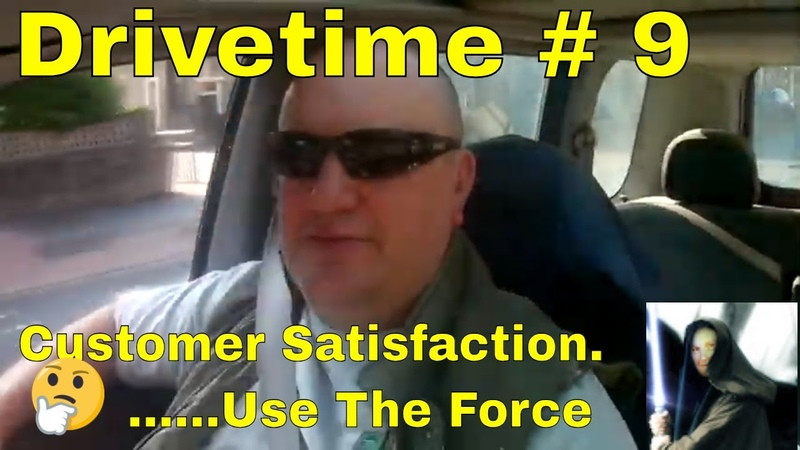 Drivetime 9. A Jedi Tilers Guide to life