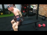 RUSSIAN STRONG MAN - Crazy Muscle Guy