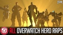 ALL OVERWATCH HERO SONGS by JT Music SFM
