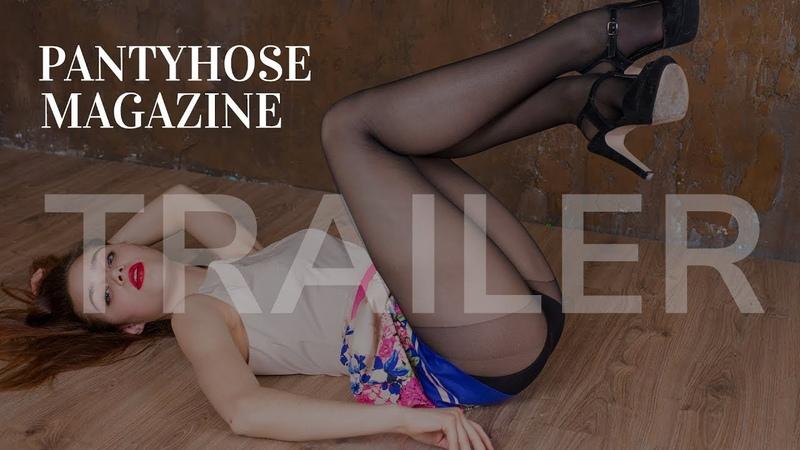 Women in Pantyhose Magazine TRAILER