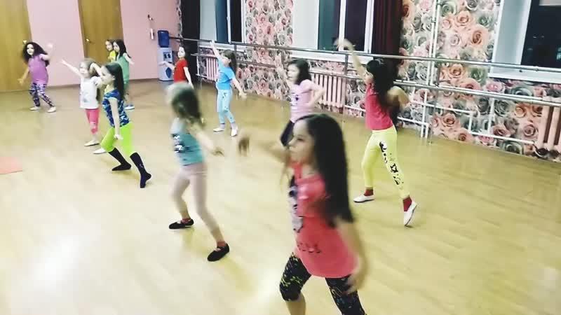 Детский беллиданс Восточные танцы для детей