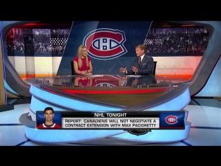NHL Tonight: Canadiens offseason Jul 10, 2018