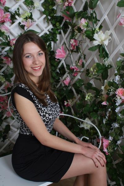 Анастасия Клюкина