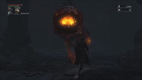 Вырезанный режим Boss Rush Bloodborne