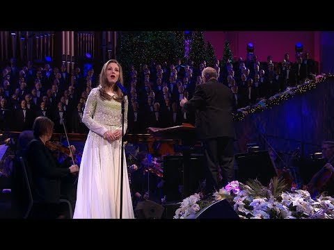 Do You Hear What I Hear - Laura Osnes and the Mormon Tabernacle Choir