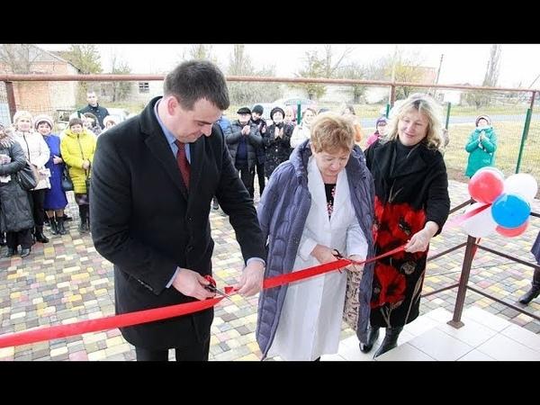 В поселке Приморском Темрюкского района открыт новый офис врача общей практики