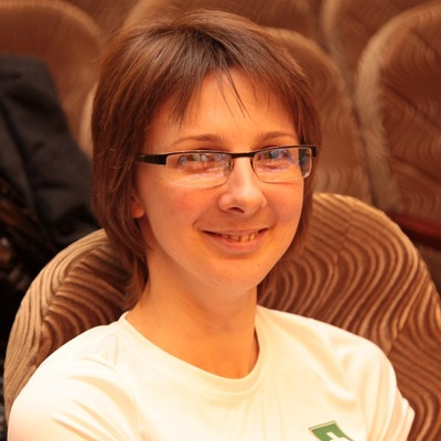 Валентина Стригуновская