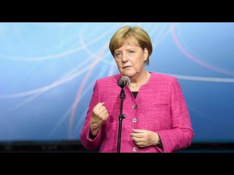 LIVE: Merkel veranstaltet Bürgerdialog in Jena