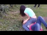 Girls from the village fighting over a guy. - YouTube