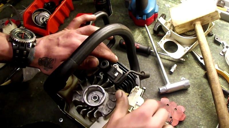 Ремонт бензопилы Stihl MC 180
