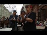 Валерий Ярушин собирает друзей (24) (Москва, Никольская,8, кафе