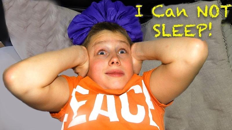 لا يمكن لأطفال ترو لا لا أن يناموا صباح روتي