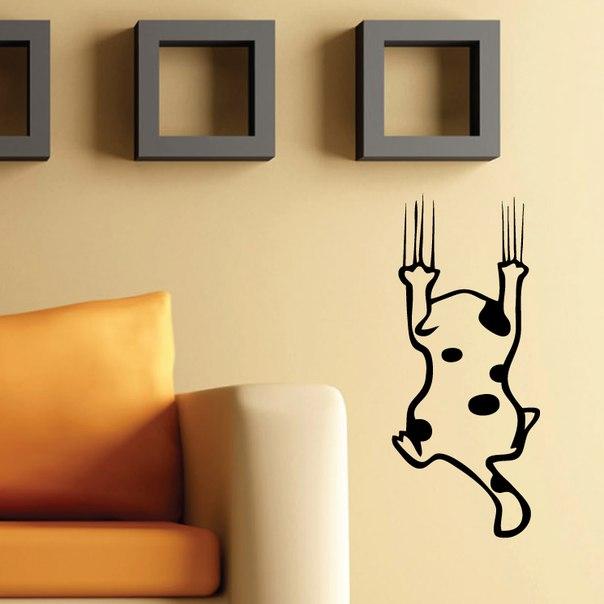 Декор виниловыми наклейками BOMNpFYLTVE