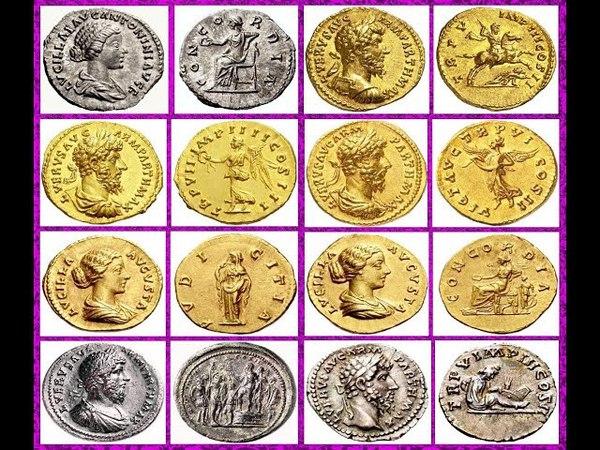 Монеты Римской Империи, Луций Вер, Часть 3, Coins of the Roman Empire, Lucius Ver