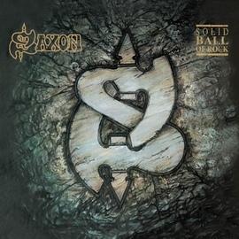 Saxon альбом Solid Ball of Rock