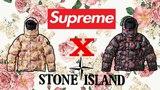 SUPREME X STONE ISLAND ОБЗОР