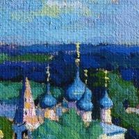 Логотип Художник Конотопов Илья
