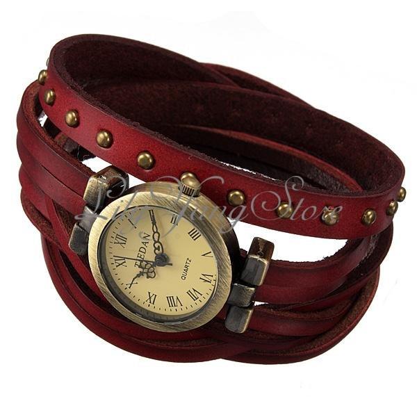 Стильные часы и модные
