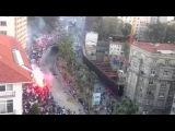 Büyük çArşı Yürüyüşü.. La Vittoria Sara Nostra !